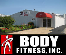 body fitness building w logo in Peoria